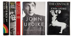 centaur john updike essay Literary criticism for john updike a&p essay  john updike is considered to be one of the greatest modern american writers - literary criticism for john updike a&p essay introduction he was able to use his all-american upbringing as inspiration for a.