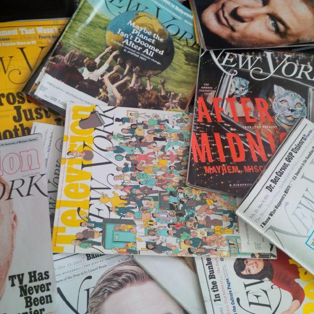 new york magazines