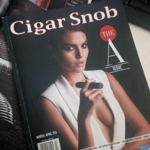 cigar snob cover