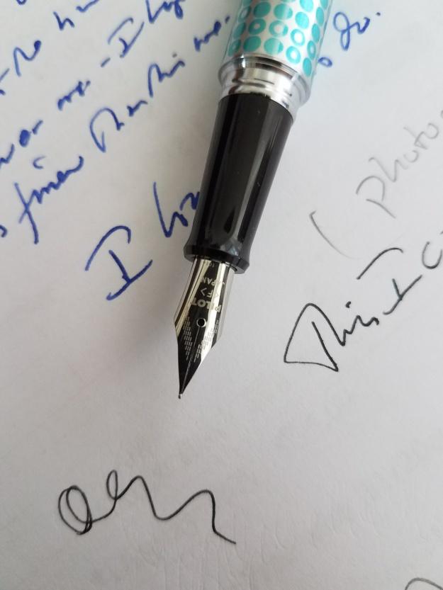pilot pen nib