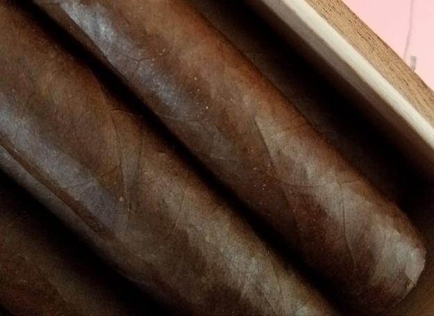 trio of cigars