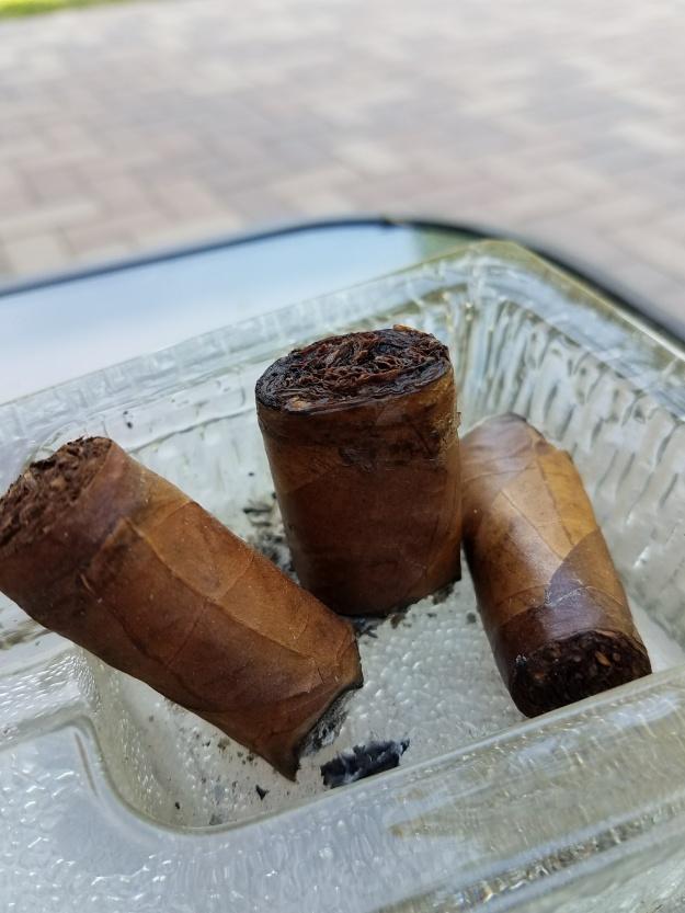cigars times three