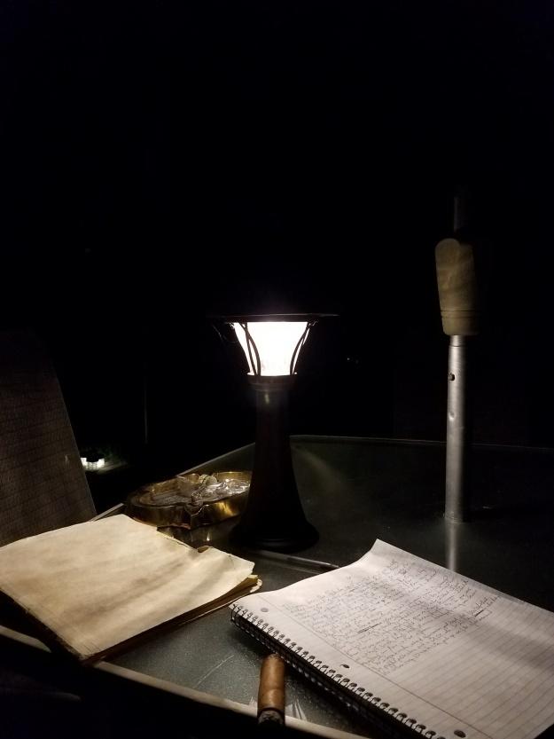 shedding light