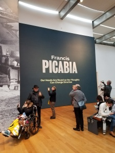 convention picabia