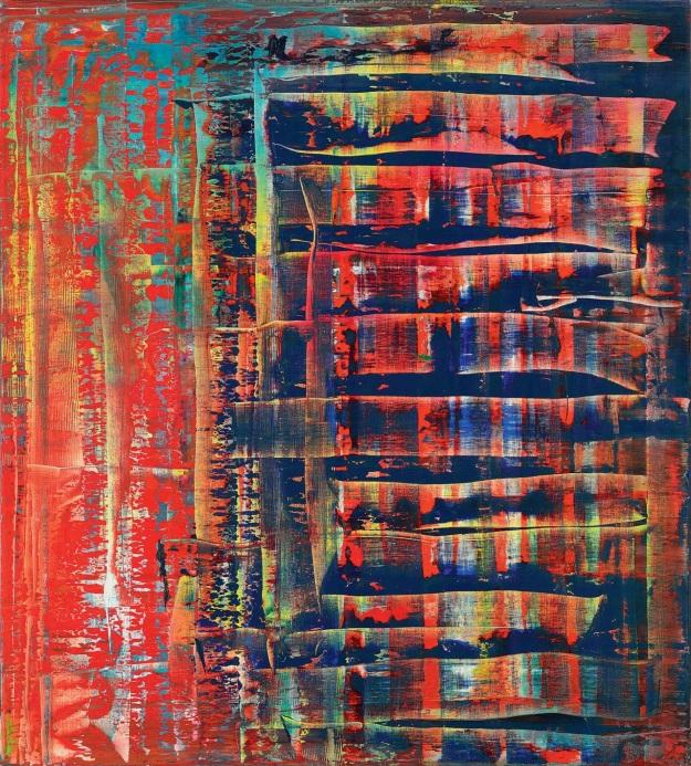 Gerhard-Richter-Tableau-abstrait-1992